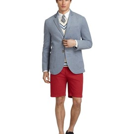 Brooks Brothers - Lightweight Oxford Blazer