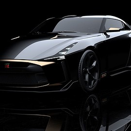 Nissan - GT-R50 by Italdesign