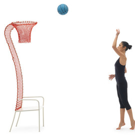 Emanuele Magini - Lazy basketball chair