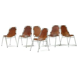 Charlotte Perriand - 1970's Side Chairs