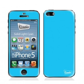Gizmobies - Solid Light Cyan【iPhone5専用Gizmobies】
