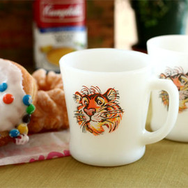 Fire King - Esso Tiger Mug