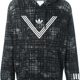 Adidas By White Mountaineering - グラフィック柄 パーカー
