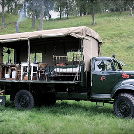 1954 Commer fire Service truck - THE BEER MOTH