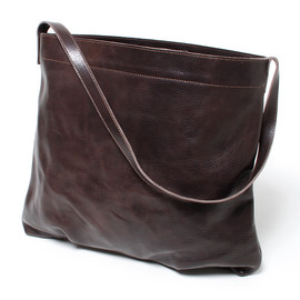 hobo - Pull Up Leather Shoulder Bag