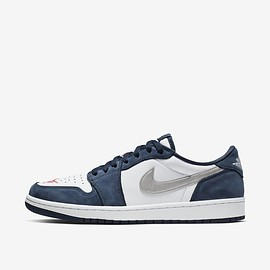 NIKE - SB x Air Jordan I Low 'Midnight Navy'