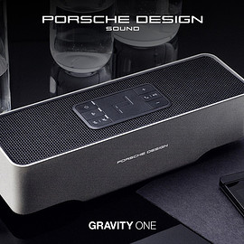 PORSCHE DESIGN, KEF - GRAVITY ONE