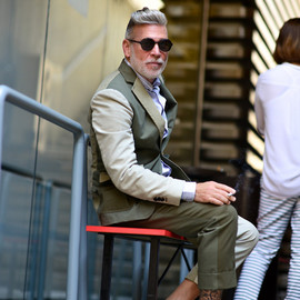 Nick Wooster - styling