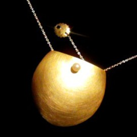 tortue - in the pocket - long necklace