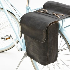 BROOKS ENGLAND - BRICK LANE Roll-Up Panniers