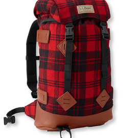 L.L.Bean - Classic Wool Day Pack