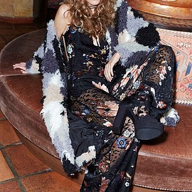 Nasty Gal - Nasty Gal Band of Gypsys Floral Jumpsuit
