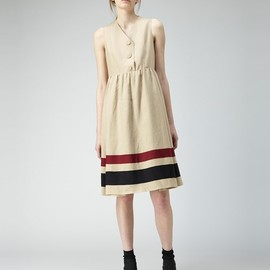 Charles Anastase / Annie Linen Dress