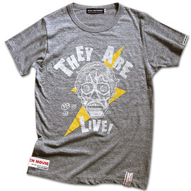 "JETLINK - ""THEY ARE LIVE"" Tシャツ"