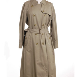 BURBERRY - Vintage Burberry Double Breasted Trench Coat 18
