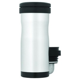THERMOS - 12-OZ STAINLESS STEEL TEA TUMBLER WITH INFUSER