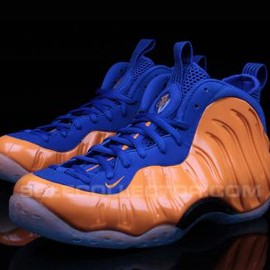 "Nike - NIKE AIR FOAMPOSITE ONE ""NEW YORK KNICKS"""