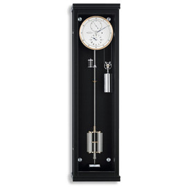 Mechanica - Manufactum black special edition Mechanica M1 clock