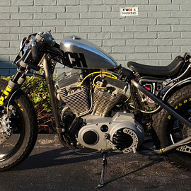 HARLEY-DAVIDSON - Sportster 1200 '99 by Church of Choppers