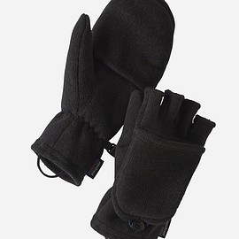 patagonia - Better Sweater Gloves - Black