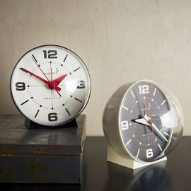 west elm - NEWGATE ALARM CLOCK - BUBBLE