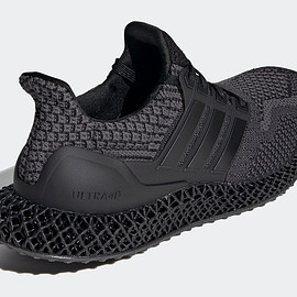 adidas - Ultra 4D 5.0 - Core Black/Core Black/Carbon