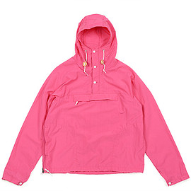 Battenwear - Packable Anorak-Pink