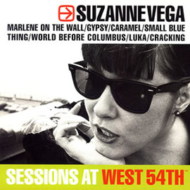 Suzanne Vega - Session at west 54th