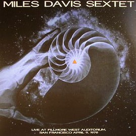 Miles Davis Sextet - Live At Fillmore West Auditorium San Francisco April 9 1970 Ksan FM