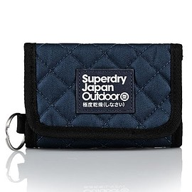 Superdry極度乾燥(しなさい) - Bi Fold Montana Wallet