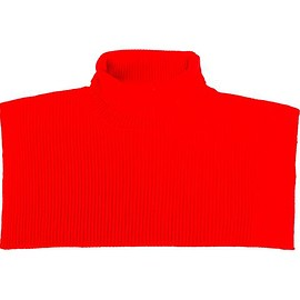 Carven - Ribbed Roll Neck Collar
