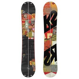 K2 - Panoramic Splitboard 2013