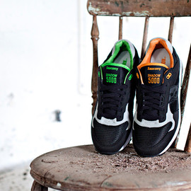 """SAUCONY - Solebox x Saucony Shadow 5000 """"The Lucanid"""""""