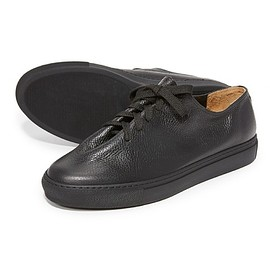 Soloviere - Herve En Ville Leather Oxford Sneakers