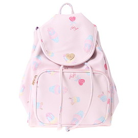 E hyphen world gallery BonBon - Ice cream DayPack