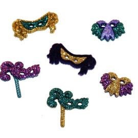 Dress It Up - Mardi Gras Masques - 4867