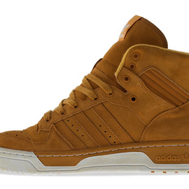 "adidas - adidas Originals Rivalry Hi ""Wheat"""