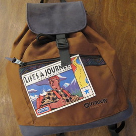 Outdoor - Back Pack -DEAD STOCK-