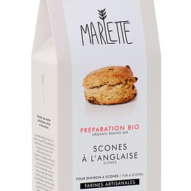MARLETTE - SCONES A L'ANGLAISE