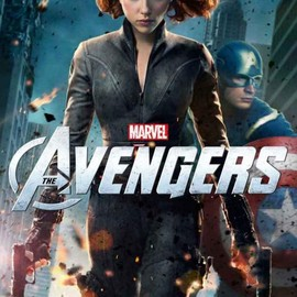 New Marvel's The Avengers poster featuring Black Widow & Captain America