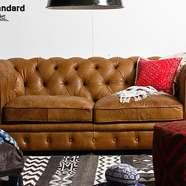 journal standard Furniture - ROYSOTON SOFA 2.5P