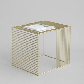 iacoli&mcallister - wire side table