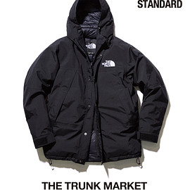 THE NORTH FACE - Mountain Down Jacket / BLACK / ND91737