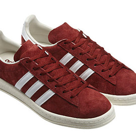 adidas originals - adidas Originals Burgundy Pack   campus