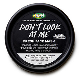 LUSH - DON'T LOOK AT ME