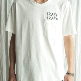 Mark Gonzales - POCKET T TRASH