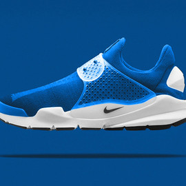 Nike - fragment design x Nike Sock Dart/Photo Blue
