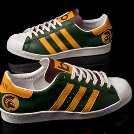 "addidas×trojan - Super Star ""Trojan Records"""