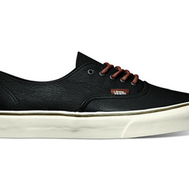 Vans - Vans California 2012 Fall Authentic Decon CA