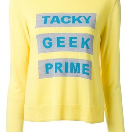 Guild Prime - Tacky Geek Prime セーター